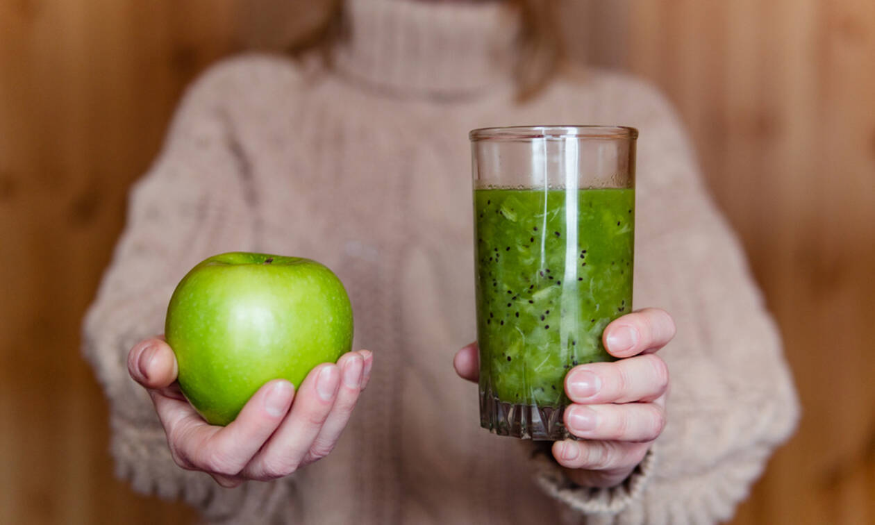 Δώδεκα υγιεινά smoothies για ευεξία και καλή διάθεση (vid)
