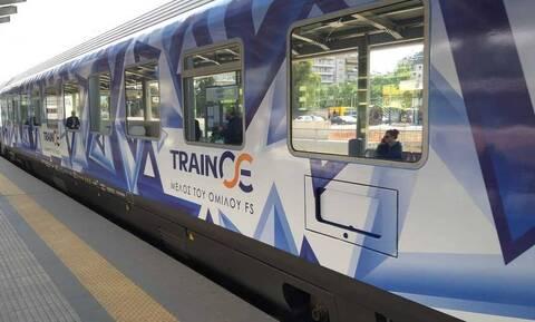 Απεργία - ΤΡΑΙΝΟΣΕ: Ξεκινούν δρομολόγια σε τρένα και Προαστιακό