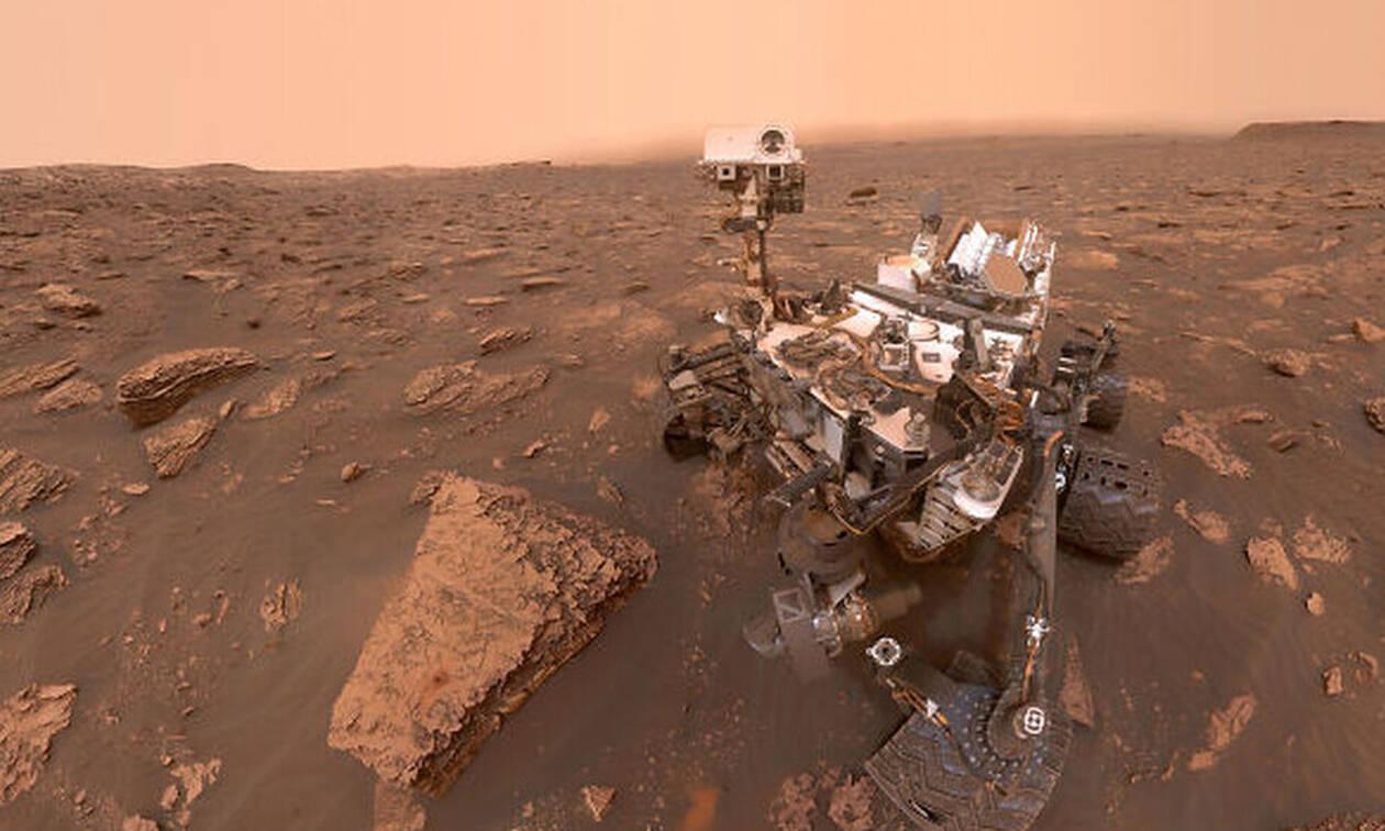 Τρομερό: Φωτογραφίες από τον Πλανήτη Άρη!