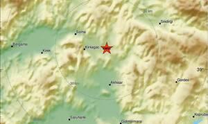 Ισχυρός σεισμός στην Τουρκία - Ταρακουνήθηκε και η Μυτιλήνη