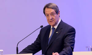 Αναστασιάδης: Η Τουρκία πιέζει για να έχει το ελεύθερο στην Ανατολική Μεσόγειο