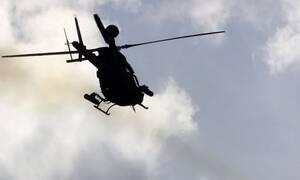 Θρίλερ με μαρτυρία για ελικόπτερο που «εξαφανίστηκε» στα Οινόφυτα