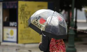 Καιρός Τσικνοπέμπτη: Κακοκαιρία εξπρές με βροχές και καταιγίδες (ΧΑΡΤΕΣ)