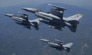 Δύο εικονικές αερομαχίες πάνω από το Αιγαίο