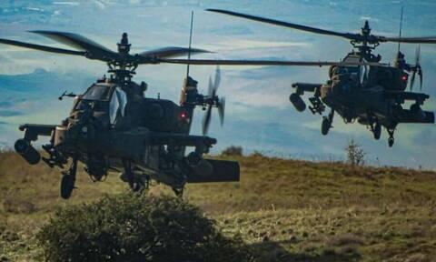 Ανοίγουν πυρ τα ελικόπτερα Ελλάδας, ΗΠΑ: Παρουσία Πάιατ η κοινή άσκηση σε Θεσσαλία, Πιερία