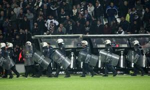 «Τρεις εισαγγελείς και 500 αστυνομικοί στην Τούμπα για το ΠΑΟΚ-Ολυμπιακός»