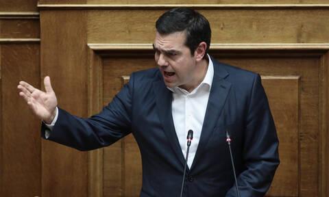 Τσίπρας: Να προχωρήσει η ένταξιακή διαδικασία των Σκοπίων και της Αλβανίας
