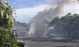 Αδιανόητο: Διάσημος αθλητής έκαψε ζωντανά τα 3 παιδιά του (pics)