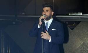 Παντελής Παντελίδης: Συγκίνηση στο τρισάγιο στη μνήμη του (video)