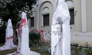Θεσσαλονίκη: Αναβλήθηκε το Aυτόφωρο για τις φθορές στην Ιερά Μητρόπολη - Ελεύθεροι οι συλληφθέντες