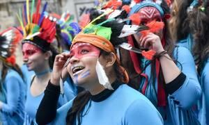 Αποκριάτικες εκδηλώσεις στον Πειραιά - Τσικνοπέμπτη στην κεντρική αγορά της πόλης