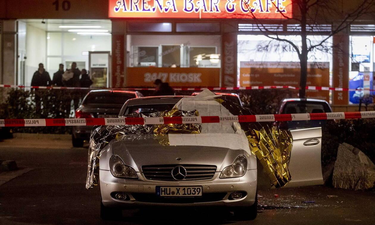 Μακελειό στη Γερμανία: Νεκροί και τραυματίες από πυροβολισμούς σε μπαρ στο Χάναου