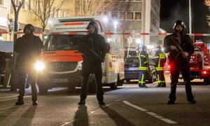 Γερμανία: Οχτώ νεκροί και έξι τραυματίες από την επίθεση σε μπαρ στο Χάναου