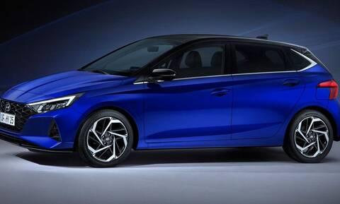 Νέο Hyundai i20: Αυτό είναι και επίσημα