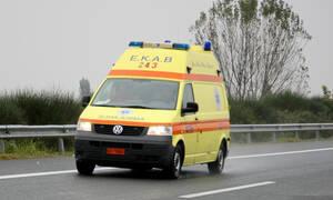 Τραγωδία στη Λαμία: Γυναίκα πέθανε τρώγοντας σουβλάκι