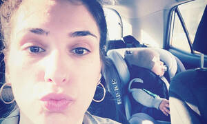 Αντιγόνη Ψυχράμη: Αυτή τη φωτογραφία με τον γιο της μετά από καιρό πρέπει να τη δείτε (pics)