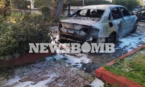 Αντεξουσιαστές: «Μην παρκάρετε τα αυτοκίνητά σας δίπλα σε πολυτελή οχήματα γιατί τα καίμε»