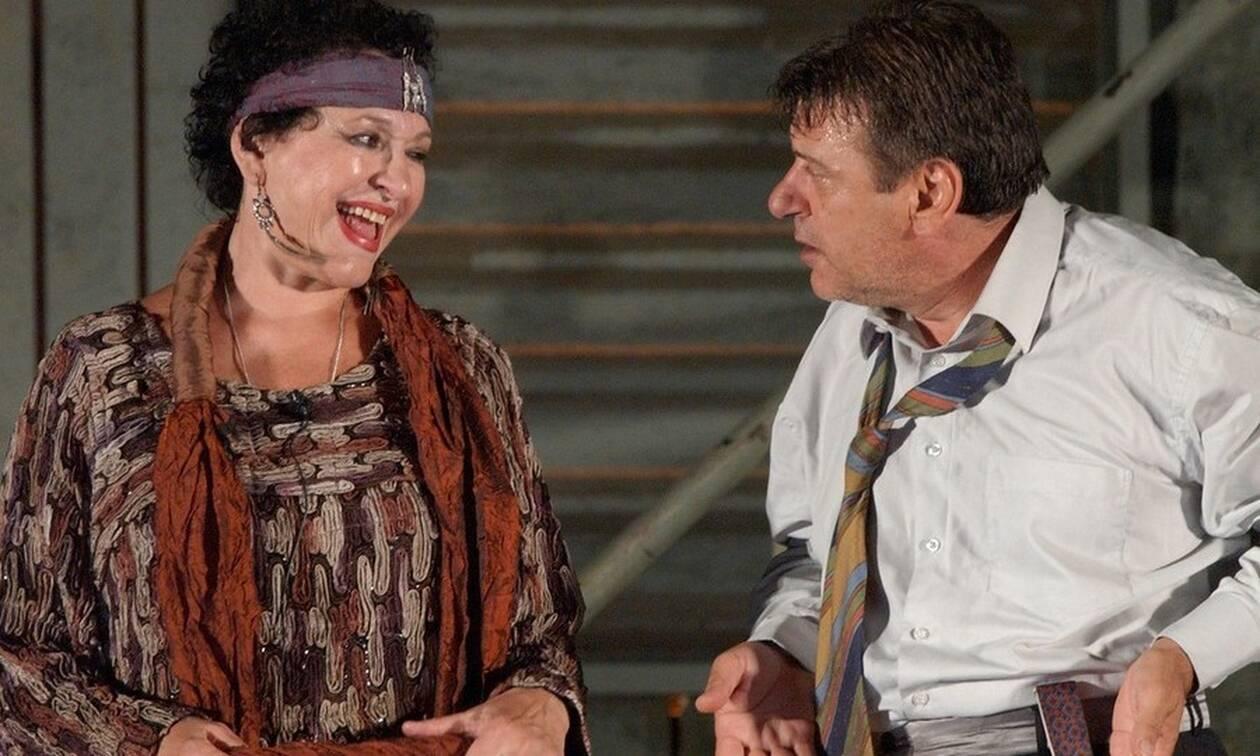 Μάρθα Καραγιάννη: Αγωνία για την ηθοποιό - Τα τελευταία νέα για την υγεία της