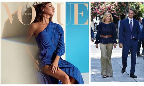 Βικτόρια Μπέκαμ: Το εξώφυλλο στην Vogue με δημιουργία της Μαρέβας Μητσοτάκη (pics)
