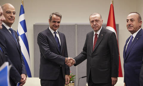 Απίστευτη πρόκληση Τσαβούσογλου: Ο Ερντογάν είπε στον Μητσοτάκη «μάθε να μοιράζεσαι»