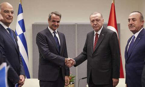 Эрдоган Мицотакису: «Надо уметь делиться»