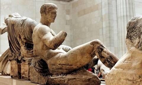 Греция рассчитывает вернуть скульптуры Парфенона после Brexit