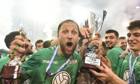 Γιάκομπσεν: «Περήφανος για τον Παναθηναϊκό, θα παλέψουμε και στο πρωτάθλημα»
