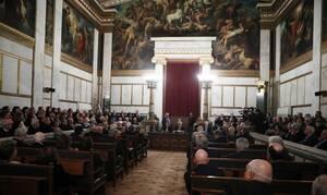 Η πρωτοπόρος επιστήμονας της «Βιοϊατρικής Μηχανικής» Ρένα Μπίζιου στην Ακαδημία Αθηνών
