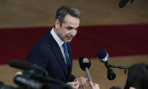 Σύνοδος Κορυφής ΕΕ - Μητσοτάκης: Διεκδικούμε έμπρακτη αλληλεγγύη για το προσφυγικό