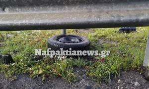 Ναύπακτος: Νταλίκα συγκρούστηκε με αυτοκίνητο - Ένας σοβαρά τραυματίας