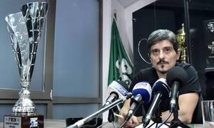 Δ. Γιαννακόπουλος: «Ελάτε να καθαρίσουμε μαζί τη Θύρα 13»