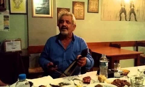 Θλίψη! Έφυγε από τη ζωή ο λυράρης Χρήστος Τσενεκίδης