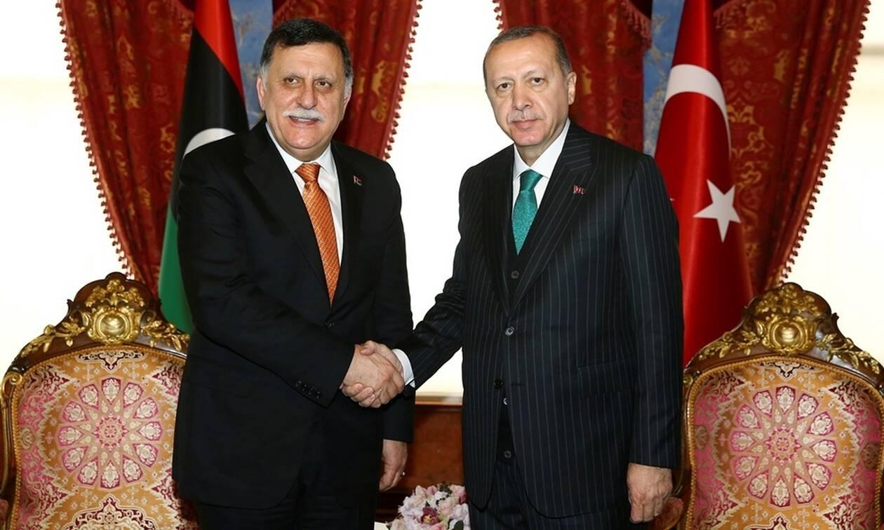 Ραγδαίες εξελίξεις: Έκτακτη συνάντηση Σάρατζ - Ερντογάν στην Κωνσταντινούπολη