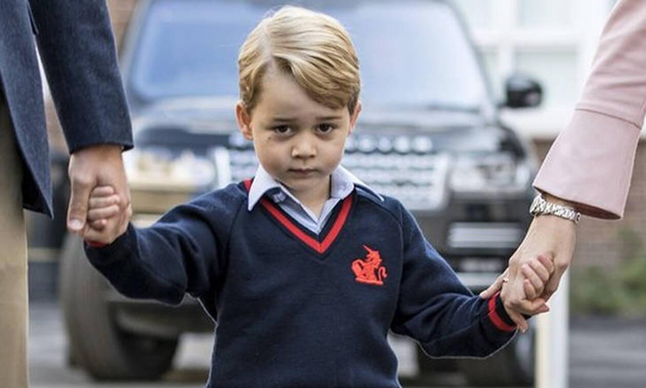 Δεν θα πιστεύετε στα μάτια σας: Αυτός είναι ο σωσίας του μικρού Πρίγκιπα Τζορτζ (pics)