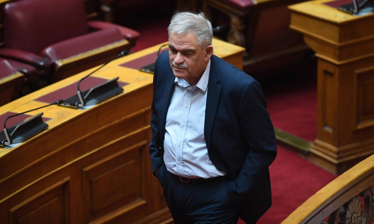 Θύμα κλοπής ο πρώην υπουργός Προστασίας του Πολίτη, Νίκος Τόσκας