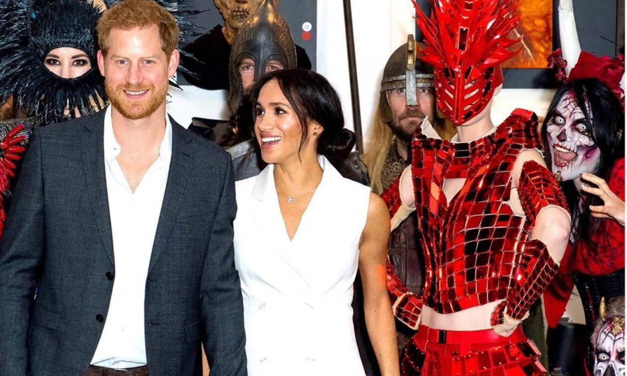 Μόλις έγινε γνωστή η ημέρα που ο Harry και η Meghan θα ελευθερωθούν από την βασιλική οικογένεια