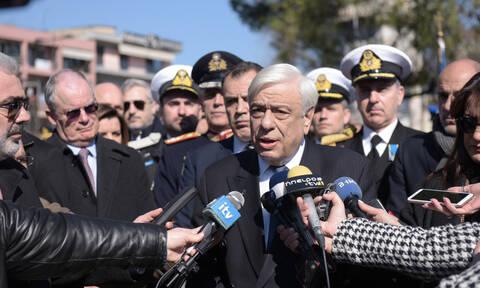 Παυλόπουλος: Θωρακίζουμε αμυντικά τα νησιά μας έναντι της τουρκικής απειλής
