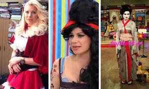 Απόκριες: Ντύσου όπως οι διάσημες Ελληνίδες μαμάδες (pics)