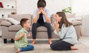 Με ποιο τρόπο οι γονείς κάνουν νευρικά τα παιδιά;