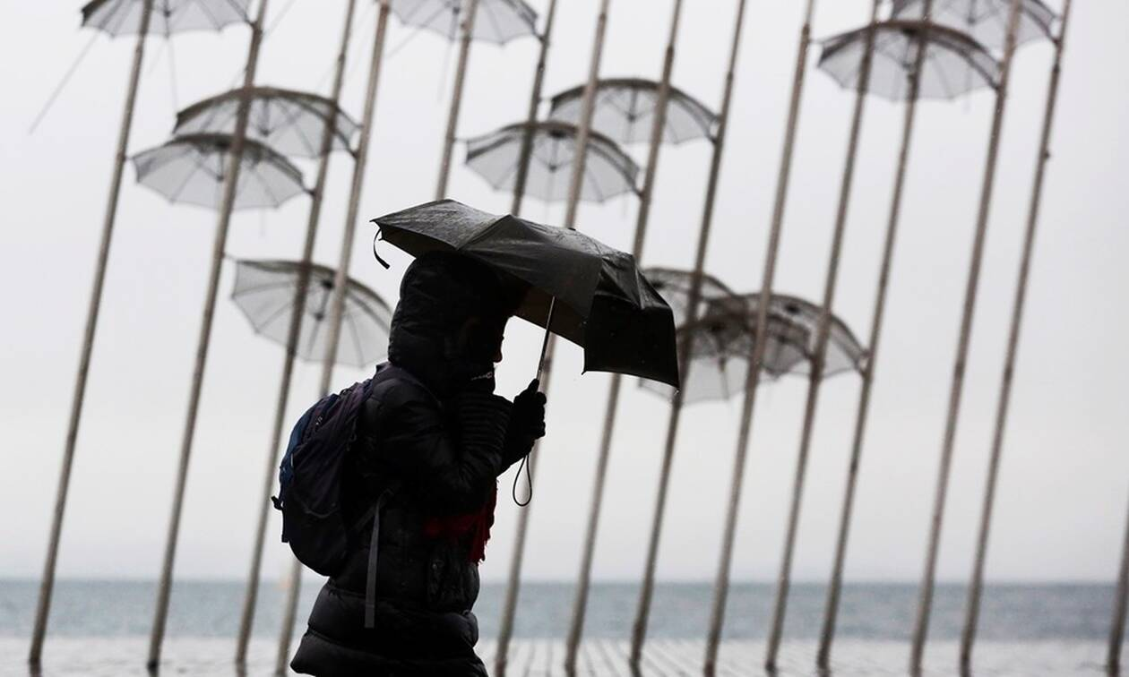 Καιρός: Έρχονται βροχές, καταιγίδες και πτώση της θερμοκρασίας - Πού θα είναι έντονα τα φαινόμενα