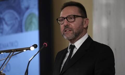 Στουρνάρας: Αναλαμβάνει πρόεδρος της Επιτροπής Επιθεώρησης της Ευρωπαϊκής Κεντρικής Τράπεζας