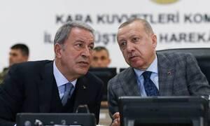 Νέα πρόκληση από το καθεστώς Ερντογάν: «Έβαψαν» τουρκική την Κύπρο σε χάρτη για το ΝΑΤΟ