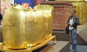 Οι επιστήμονες είναι κοντά στην ανακάλυψη του τάφου της Νεφερτίτης
