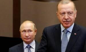 Συρία: Διπλωματικός «πυρετός» στην Ιντλίμπ – Τηλεφωνική επικοινωνία Ερντογάν με Πούτιν