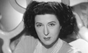 Σαν σήμερα το 1973 πεθαίνει η ηθοποιός Κατίνα Παξινού