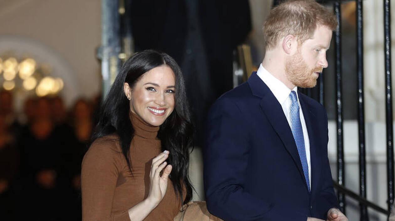Τέλος το «Sussex Royal» για Χάρι και Μέγκαν