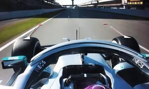Το νέο μυστικό της Mercedes στη Φόρμουλα 1 κρύβεται στο τιμόνι της W11 (vid)