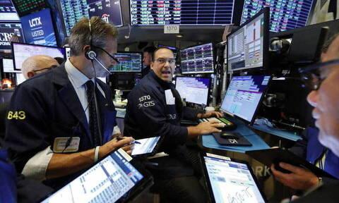 ΗΠΑ: Με πτώση έκλεισε το χρηματιστήριο της Wall Street