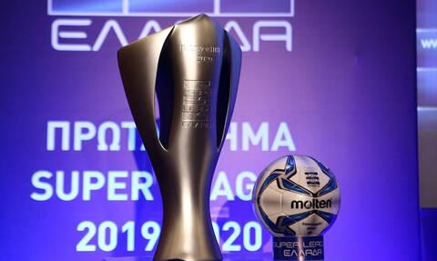 Super League 1: Σε Τρίπολη και Λαμία το σημερινό ενδιαφέρον