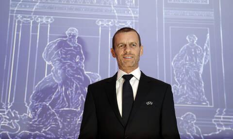 Στην Αθήνα ο πρόεδρος της UEFA, Αλεξάντερ Τσέφεριν για το ποδοσφαιρικό μνημόνιο